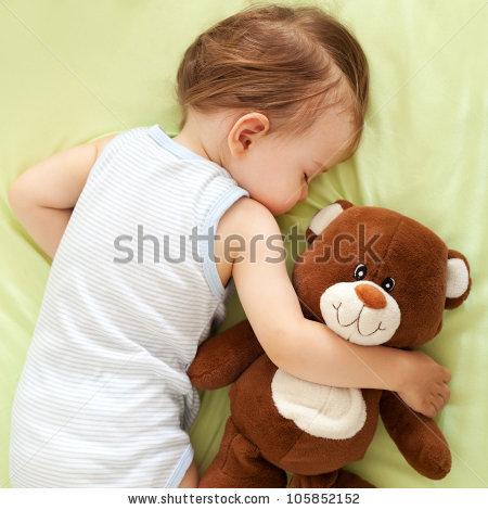 stock-photo-sweet-child-sleeping-with-teddy-bear-105852152