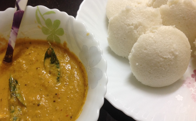 """The Grubbie Tuesday """"How Not To"""" Series-Idlis!"""