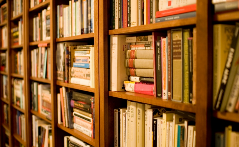 What's on Dr J's bookshelf? Reads for the week…