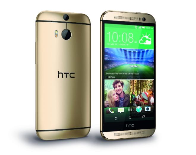 Beautifully crafted. Bravo HTC!