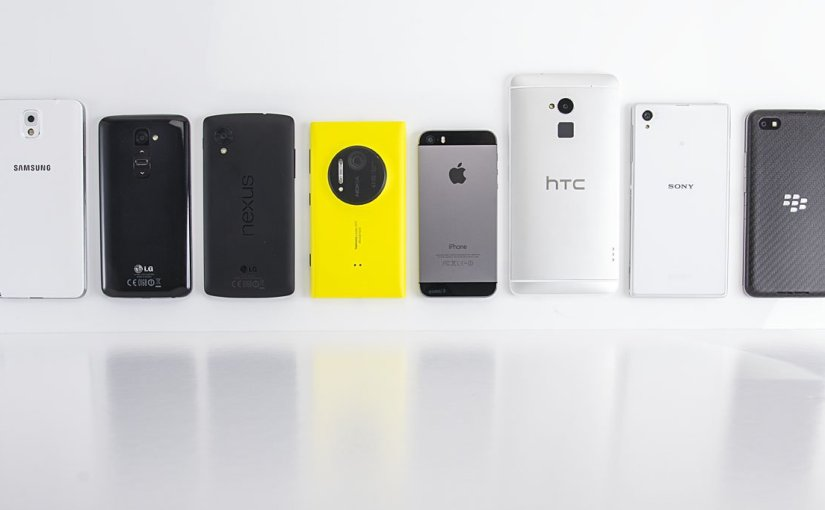 "A ""phone-y"" conundrum- Top 5 contenders!"