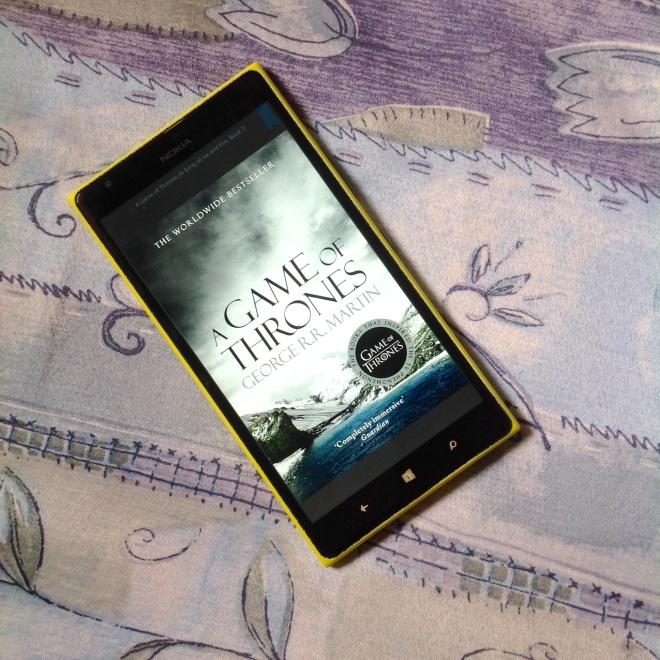 Aah my lovely, sweet, wonderful Lumia!
