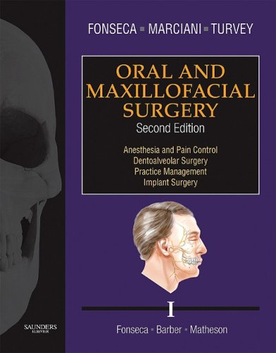 Oral and Maxillofacial Surgery: 3-Volume Set, 2e Hardcover