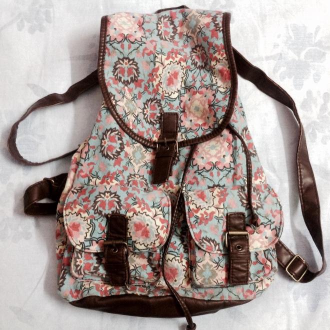 Backpack crush