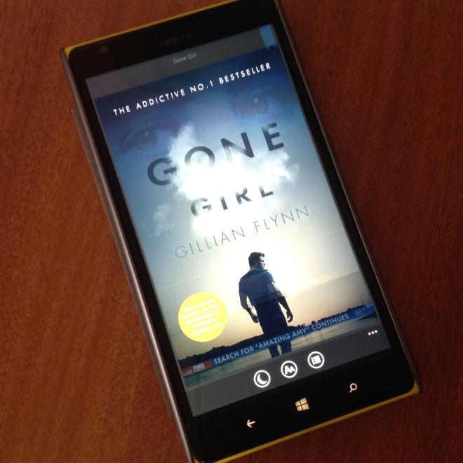 Gone Girl- New York Times best seller!