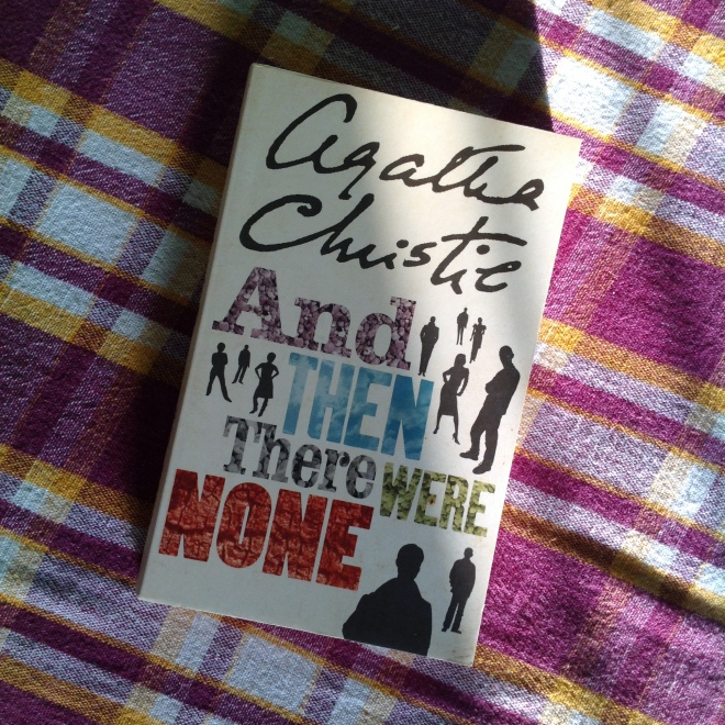 My Agatha Christie re-acquaintance  continues...