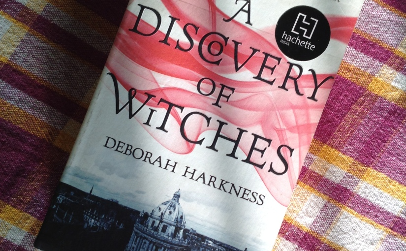 Nerdy Sunday! The All Souls Trilogy- Deborah Harkness.