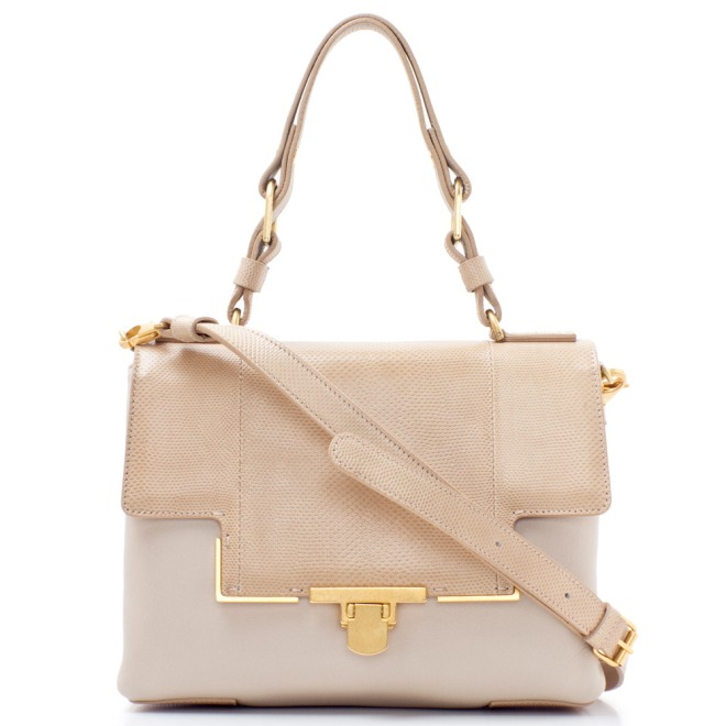 Lanvin, 'Miss Sartorial', bag, £1495