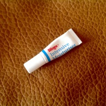 Dry, chapped lips seem to be the gift of the season, so yeah... (This one works btw)