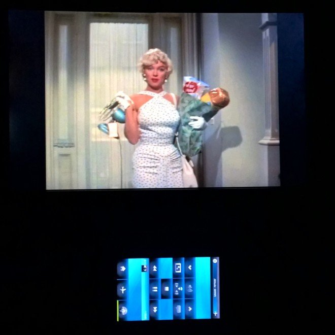 And catch some 70's marilyn Monroe action!