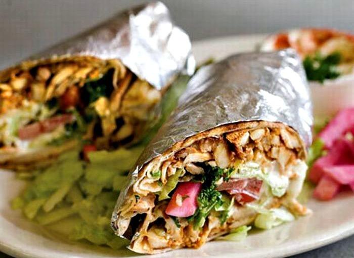 Bad Shawarma Karma:-(
